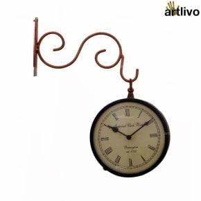 BLING Platform Clock - Copper