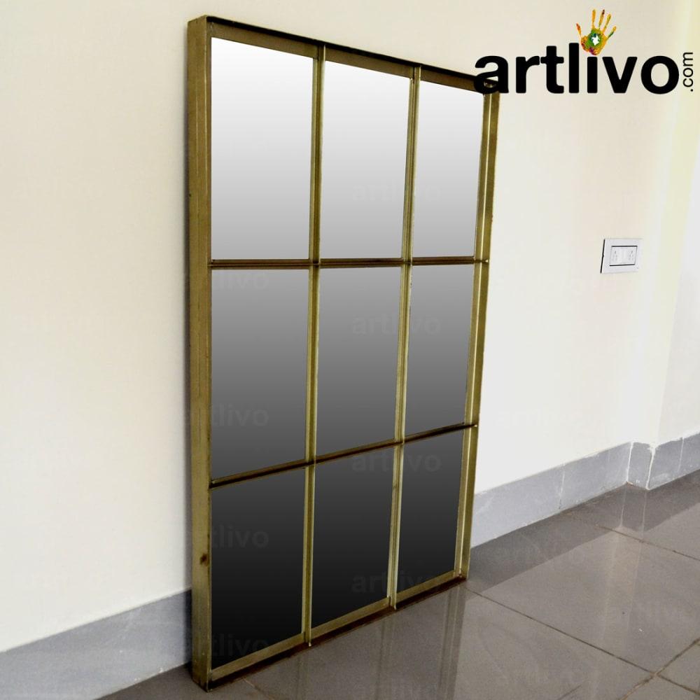 Iron Mirror Frame - RST5931