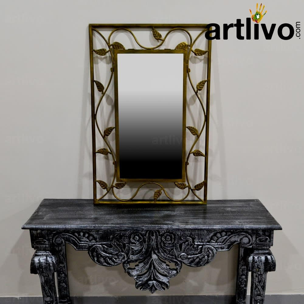Iron Mirror Frame - RST5934