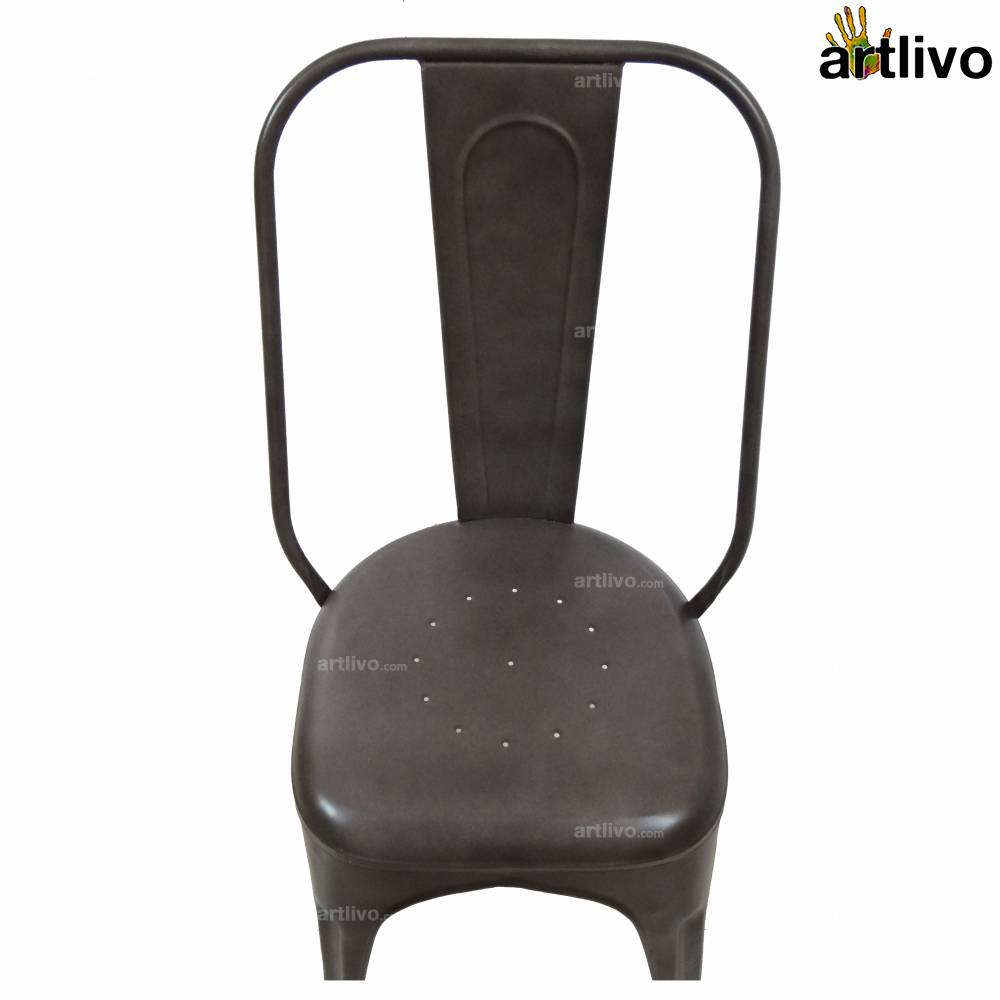 POPART French Grey Long Chair