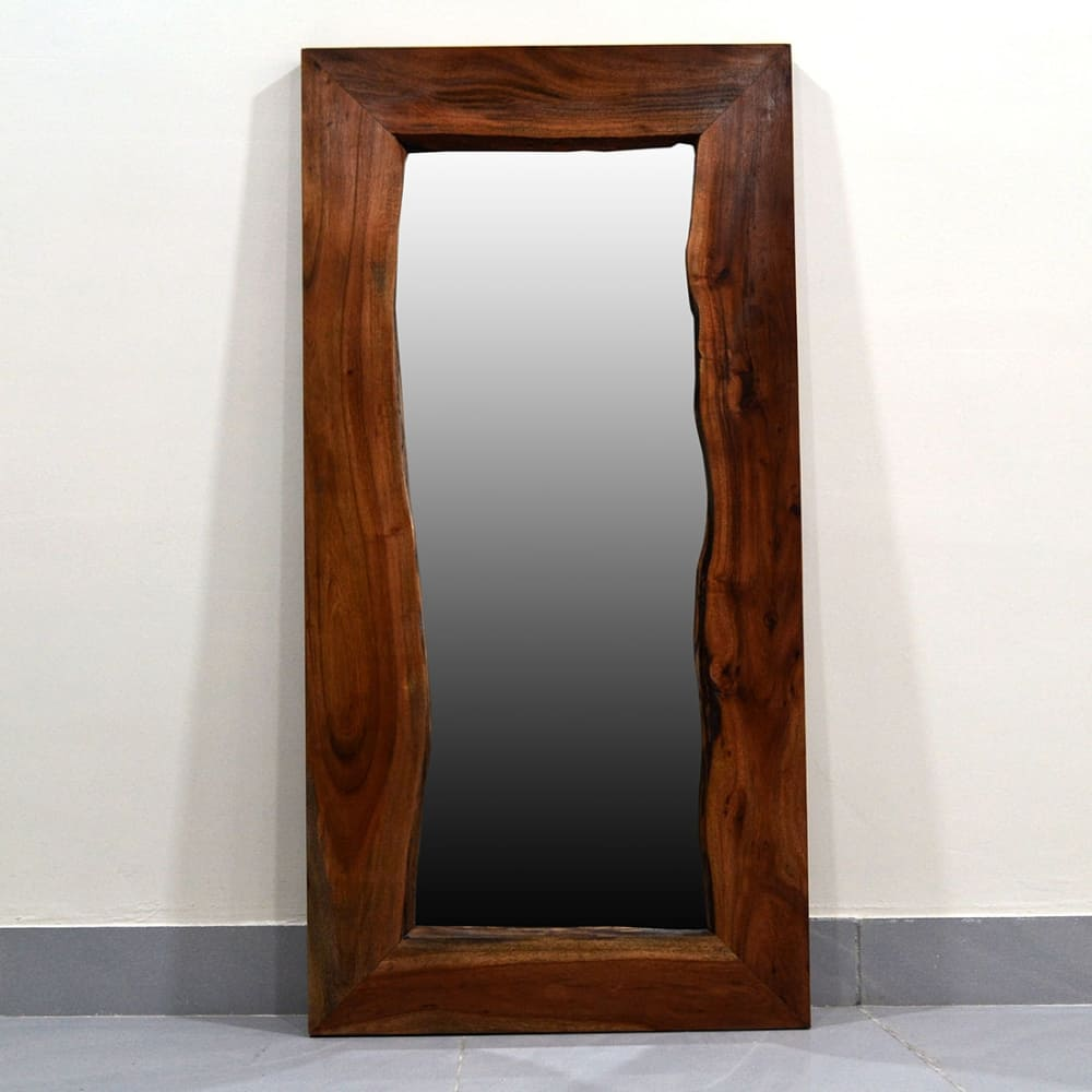 Antique wooden mirror frame - RST6428 - Artlivo.com