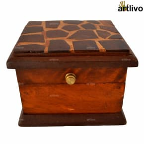 Coconut Shell Box - BO101