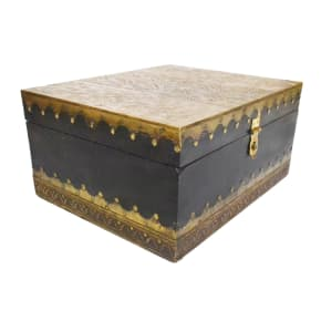 UBER ELEGANT Double Storage Bangle Box