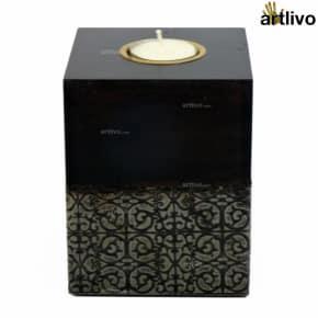 UBER ELEGANT Cuboid Tealight Candle