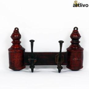 Reclaimed Wood Hooks - HO013