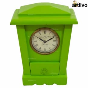 POPART Mini Ben Clock - Green