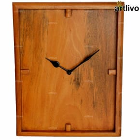ECOLOG Wooden Wall Clock