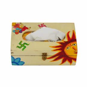 POPART Sun Ganesha Tissue Box