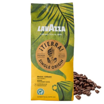 Lavazza Tierra Brasile Single Origin