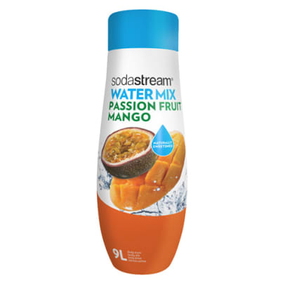Passion Fruit Mango Watermix från Sodastream
