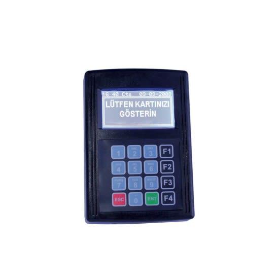 TD-552 Mifare Kart Okuyucu (TCP)