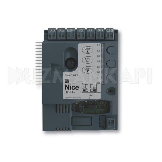 Nice RUA1/A Kontrol Kartı (Run1800-2500)