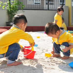 Trường mầm non Những Ngón Tay Bay (Flying Fingers School – FFS)