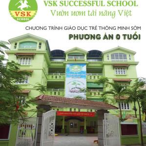Trường mầm non VSK