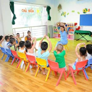 Trường mầm non Chích Bông