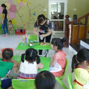 Trường mầm non Hoa Trạng Nguyên