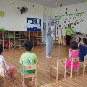 Trường mầm non Hà Nội Montessori (Hanoi Montessori School)