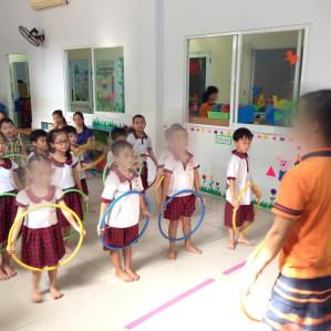 Trường mầm non Thần Đồng