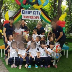 Trường Mầm non quốc tế Kindy City