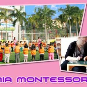 Trường Mầm non Mia Montessori