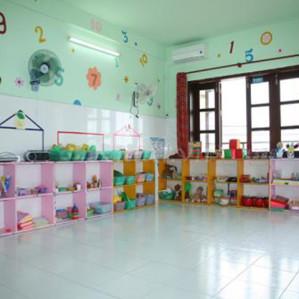 Trường Mầm non Mặt Trời Bé Con