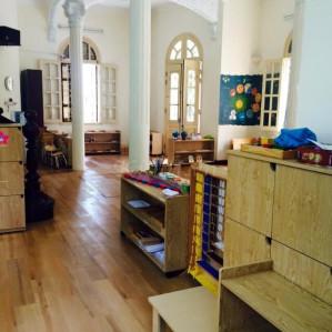 Trường mầm non Ngôi nhà Montessori