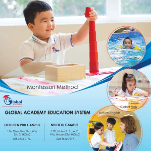 Hệ thống Trường Mầm Non Global Academy