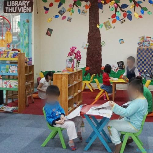 Trường mầm non Globe Kids - Nam Trung Yên