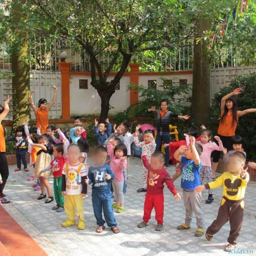 Trường mầm non Just Kids - Dịch Vọng
