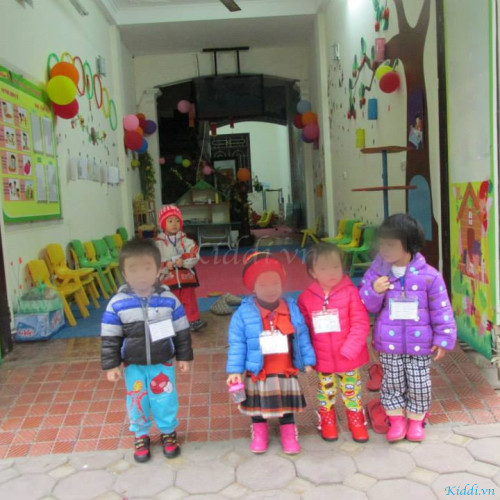 Trường mầm non tư thục Full House - Phạm Tuấn Tài