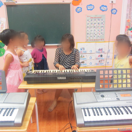 Trường mẫu giáo dân lập Liễu Giai - Đội Nhân