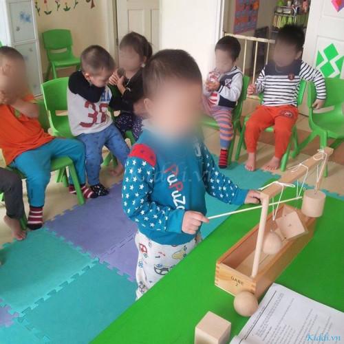 Trường mầm non song ngữ Apple - Nguyễn Khang
