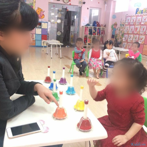 Trường mầm non Olympus - Bùi Thị Xuân