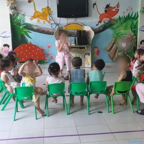 Trường mầm non Búp Xanh - Ngọc Hồi