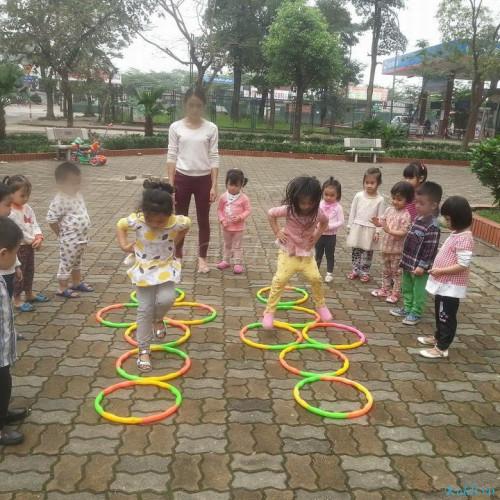 Trường Mầm Non Sơn Ca Định Công - B3 Lô 18
