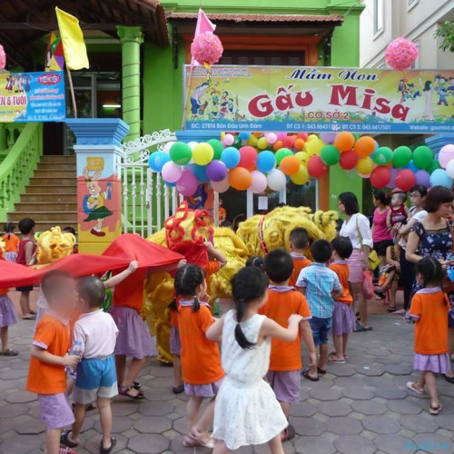 Trường mầm non Gấu Misa - Linh Đàm