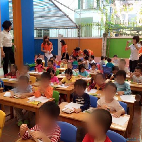 Trường mầm non Việt Úc ( Viet Uc Kinder Garten) - Số 26 Văn Quán