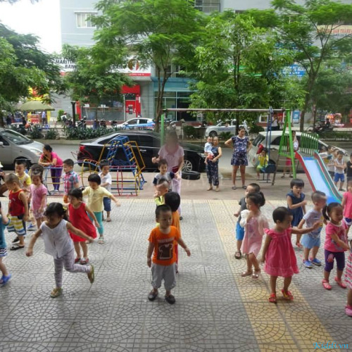 Trường Mầm non Song Ngữ Lucky Star - KĐT Văn Khê