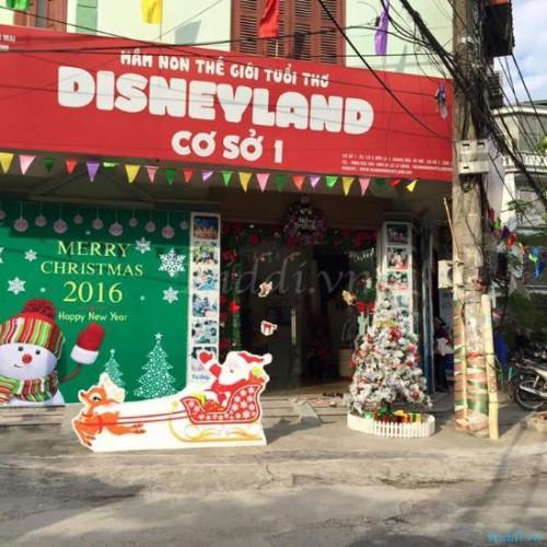 Trường mầm non Disneyland - Lô 5 - Đền Lừ 1