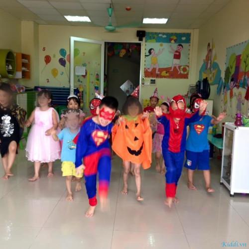 Trường mầm non tư thục Aplus - KĐT Dịch Vọng Hậu