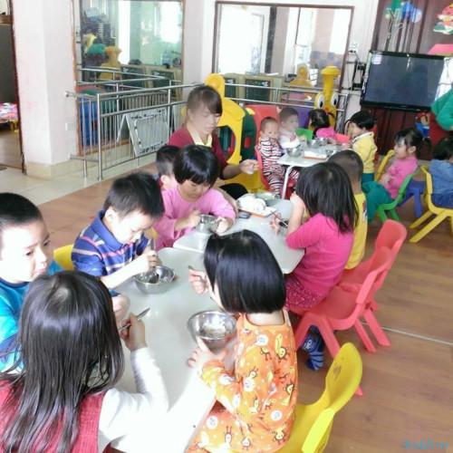 Trường mầm non tư thục Thánh Gióng - KĐT Việt Hưng