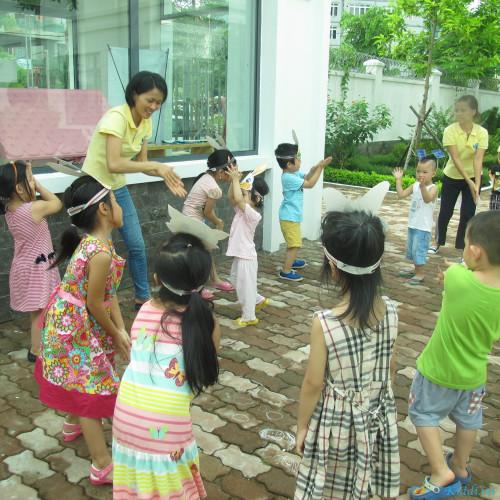 Trường mầm non Peace School - Nam Trung Yên