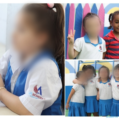 Mầm non Việt Mỹ Vaschools - Quang Trung