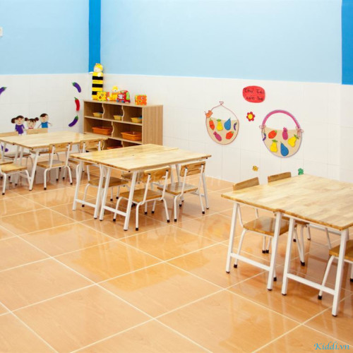 Trường Mầm non Hạt Đậu Nhỏ - Trần Quốc Toản