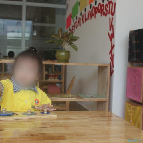 Mầm non Quốc tế Sunrise Montessori - Tân Hưng