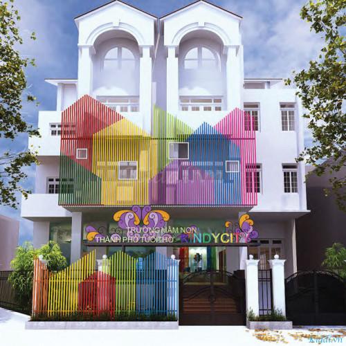 Trường Mầm non Quốc tế Kindy City - Him Lam