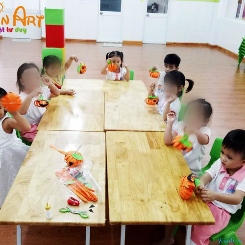 Trường Mầm non Mặt Trời Hồng - Phan Đăng Lưu