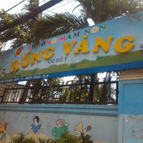 Trường Mầm non Rồng Vàng - Phan Chu Trinh