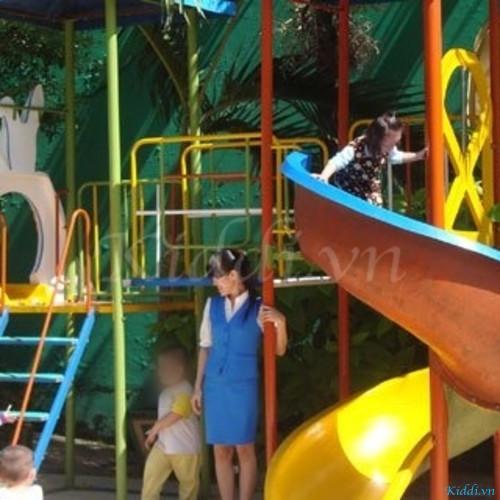 Trường Mầm non Rồng Vàng - Quang Trung