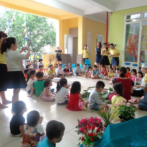 Trường Mầm non Tư thục Hoa Mai - Thống Nhất